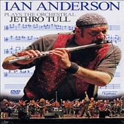 Ian Anderson Plays The Orchestral Jethro Tull Germany DVD