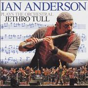 Ian Anderson Plays The Orchestral Jethro Tull Germany vinyl LP
