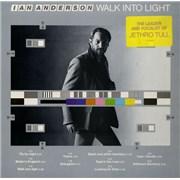 Ian Anderson Walk Into Light USA vinyl LP Promo