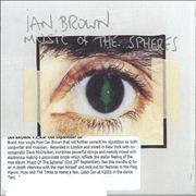 Click here for more info about 'Ian Brown - Music Of The Spheres'