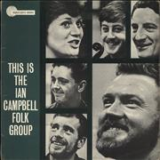 Click here for more info about 'Ian Campbell - This Is The Ian Campbell Folk Group - EX'
