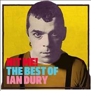 Click here for more info about 'Ian Dury - Hit Me! The Best Of Ian Dury - White Vinyl - Sealed'