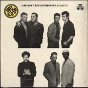 Click here for more info about 'Ian Dury - Laughter - Stickered Picture Sleeve'