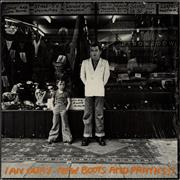 Click here for more info about 'Ian Dury - New Boots And Panties !! - Opened shrinkwrap'