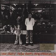 Click here for more info about 'Ian Dury - New Boots And Panties - 180gm - sealed'
