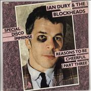 Click here for more info about 'Ian Dury - Reasons To Be Cheerful (Part 3)'