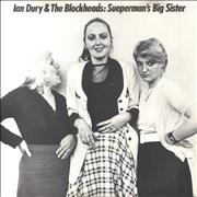 Click here for more info about 'Ian Dury - Sueperman's Big Sister'