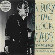Click here for more info about 'Ian Dury - Warts 'N' Audience + 7