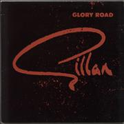 Click here for more info about 'Ian Gillan - Glory Road - embossed p/s'