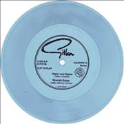 Click here for more info about 'Ian Gillan - Higher And Higher - Blue Flexi'