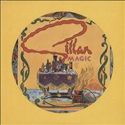 Click here for more info about 'Ian Gillan - Magic + die-cut sleeve'