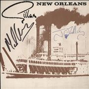 Click here for more info about 'Ian Gillan - New Orleans - Autographed'