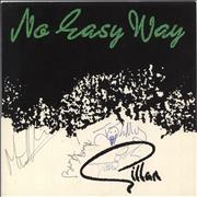 Click here for more info about 'Ian Gillan - No Easy Way - Autographed'