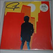 Click here for more info about 'Ian Gillan - Restless - Poster Sleeve'