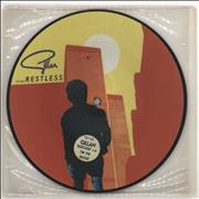Click here for more info about 'Ian Gillan - Restless - stickered sleeve'