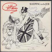 Click here for more info about 'Ian Gillan - Sleeping On The Job - Autographed'