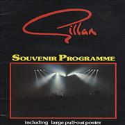 Click here for more info about 'Ian Gillan - Souvenir Programme + Poster'