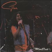 Click here for more info about 'Ian Gillan - Trouble - Double Pack'