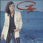Click here for more info about 'Ian Gillan - Vengeance - Autographed'