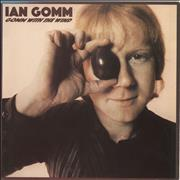 Click here for more info about 'Ian Gomm - Gomm With The Wind - Gold Promo Stamped'