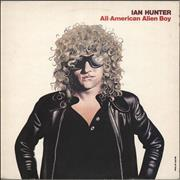 Click here for more info about 'Ian Hunter - All-American Alien Boy - complete'