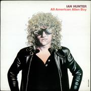 Click here for more info about 'Ian Hunter - All-American Alien Boy'