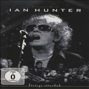 Click here for more info about 'Ian Hunter - Strings Attached'