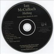 Click here for more info about 'Ian McCulloch - Slideling'