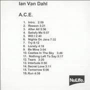 Click here for more info about 'Ian Van Dahl - A.C.E.'