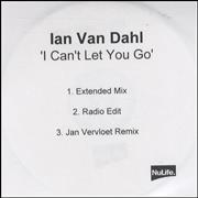Click here for more info about 'Ian Van Dahl - I Can't Let You Go'