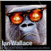 Click here for more info about 'Ian Wallace (Crim) - Happiness With Minimal Side Effects'