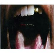 Ian Wright Do The Right Thing UK CD single