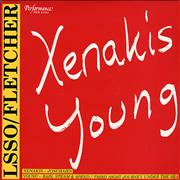 Click here for more info about 'Iannis Xenakis - Xenakis Young'