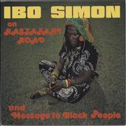 Click here for more info about 'Ibo Simon - On Rastafari Road'