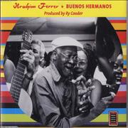 Click here for more info about 'Ibrahim Ferrer - Buenos Hermanos'