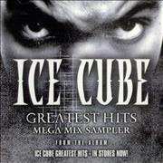 Click here for more info about 'Ice Cube - Hits Mega Mix Sampler'