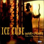 Click here for more info about 'Ice Cube - War & Peace - Vol. 1 (The War Disc)'