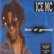 Click here for more info about 'Ice MC - Ice' n' Green'