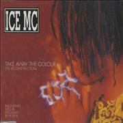 Click here for more info about 'Ice MC - Take Away The Colour ('95 Reconstruction)'