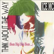 Click here for more info about 'Ice MC - Think About The Way [Bom Digi Digi Bom...]'