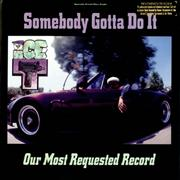 Click here for more info about 'Ice T - Somebody Gotta Do It - Gold promo stamped'