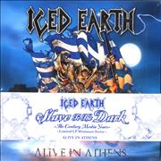 Click here for more info about 'Iced Earth - Alive In Athens - Sealed'
