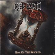 Click here for more info about 'Iced Earth - Box Of The Wicked'