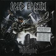 Click here for more info about 'Iced Earth - Dystopia - Limited Edition Deluxe Box Set / Sealed'