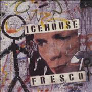 Click here for more info about 'Icehouse - Fresco - Gold promo stamped'