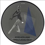 Click here for more info about 'Icehouse - Hey Little Girl'