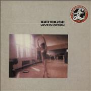 Click here for more info about 'Icehouse - Love In Motion - Stickered sleeve'