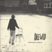Click here for more info about 'Idlewild - 100 Broken Windows'