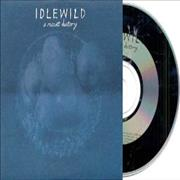 Click here for more info about 'Idlewild - A Recent History'