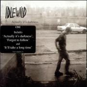 Click here for more info about 'Idlewild - Actually, It's Darkness'